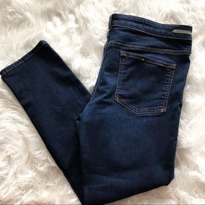 {ANTHROPOLOGIE} Pilcro and the Letterpress Jeans